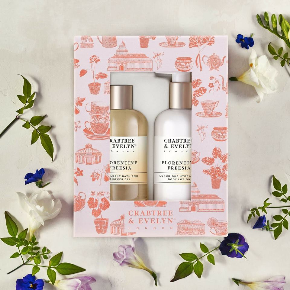 Crabtree & Evelyn: Body Care Gift Sets!