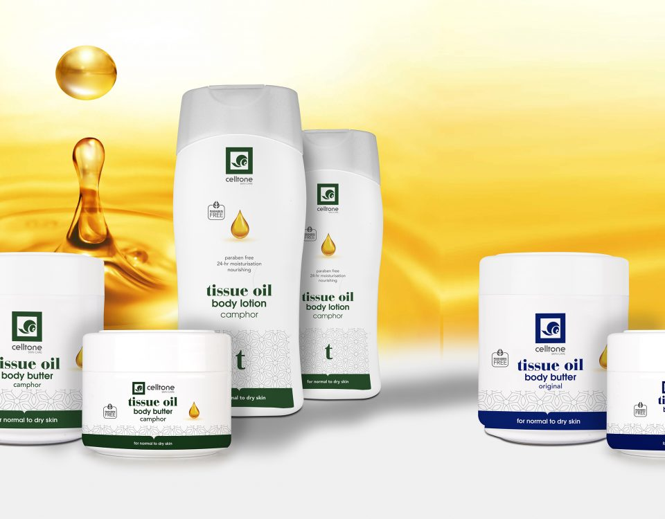 Tissue Oil Range